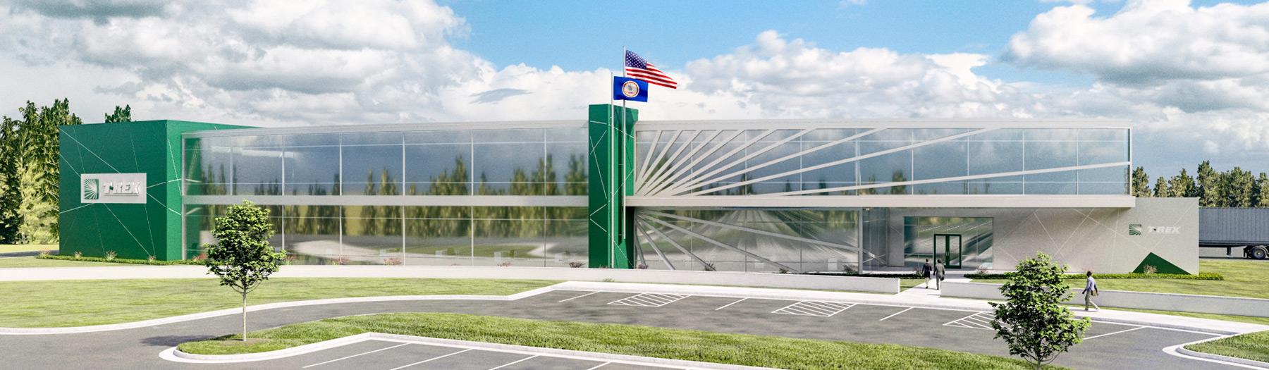 T-Rex Technology Center - Yorktown, VA
