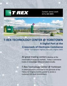 New Data Center in Yorktown, Virginia